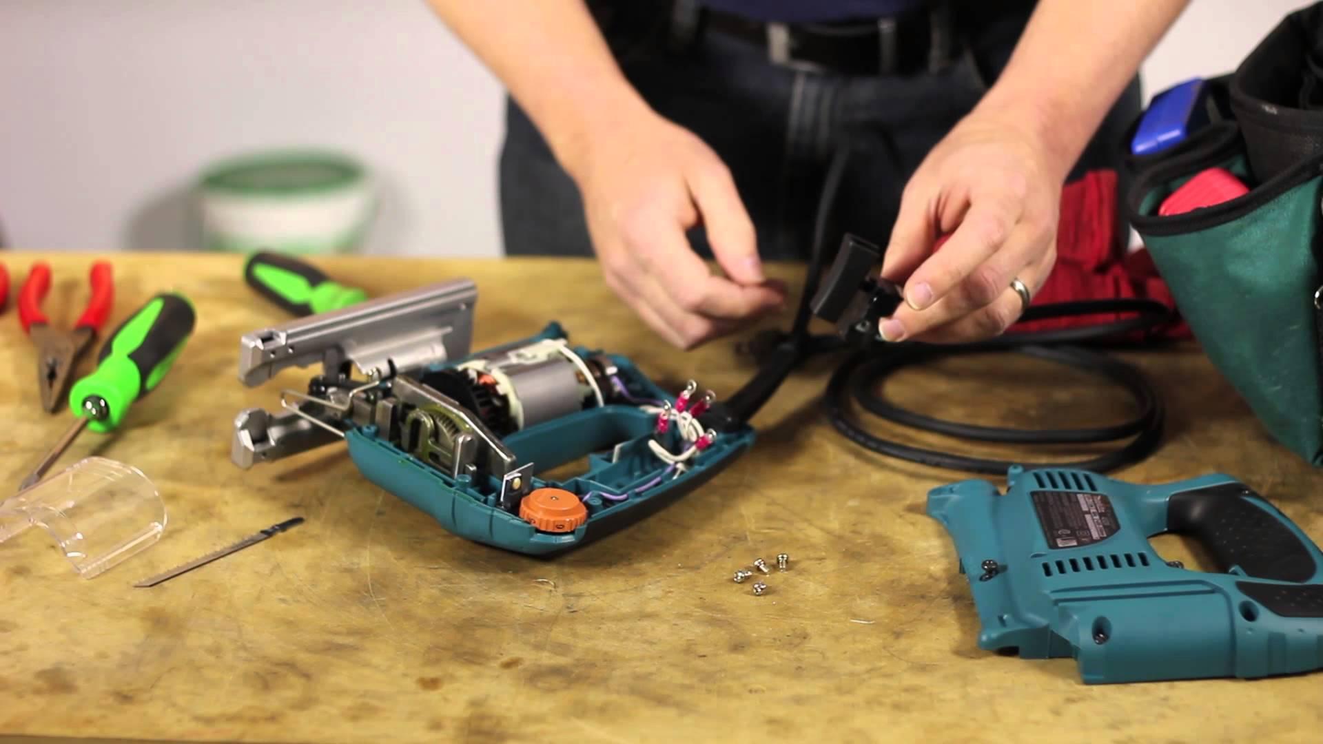 Електрически инструменти