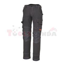 7816G /XXL - Панталон работен, с много джобове