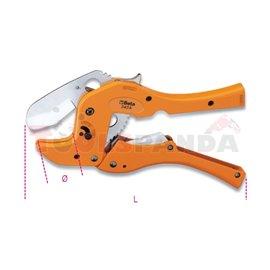 342 A - Ножица с тресчотка за пластмасови тръби 50мм