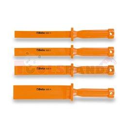 988 /K4 - Комплект от 4 бр. пластмасови шабъра