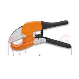 342 - Ножица с тресчотка за пластмасови тръби 42мм