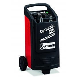 Зарядно устройство стартерно DIN AMIC 420 START | TELWIN