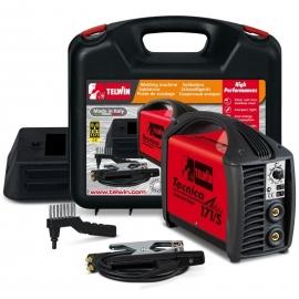 Електрожен инверторен TECNICA 171/S ACX - пластмасов куфар | TELWIN