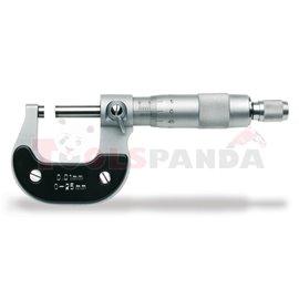 1658 /25 - Микрометър 0-25мм за външни размери