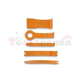 1479 N/S5 - К-т вилици пластмасови за щипки на тaпицерия