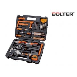 Ръчни инструменти в куфар 40 части к-т | BOLTER