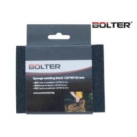 Гъба за шлайфане 120х90х25мм. | BOLTER