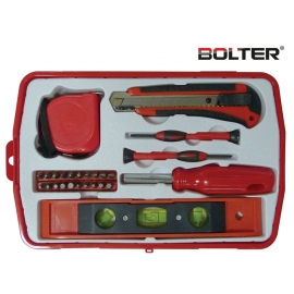 Инструменти за дома 27 части к-т | BOLTER