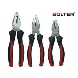 Клещи комбинирани 160мм. (HD) | BOLTER