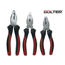 Клещи комбинирани 200мм. (HD) | BOLTER