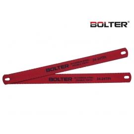 Лист за ножовка двустранен 300х24.5х0.6мм. | BOLTER