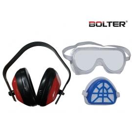 Маска антифони и очила к-т   BOLTER