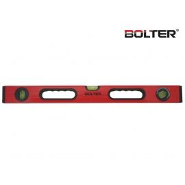 Нивелир алуминиев с ръкохватки 600мм. | BOLTER