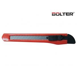 Нож макетен 9мм. (HD)   BOLTER
