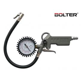 Пистолет за гуми с манометър | BOLTER