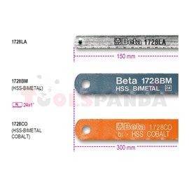 1728 BM - Лист за ножовка 300мм (HSS, Bimetal)