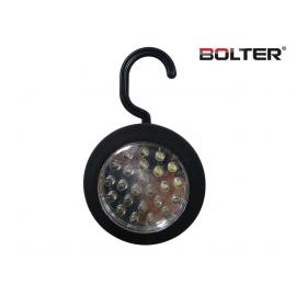 Лампа работна кръгла 24 LED | BOLTER