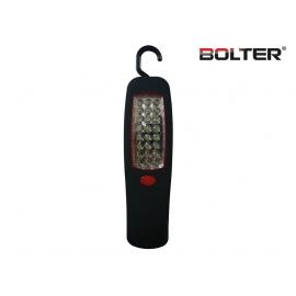 Лампа работна с дръжка 24 LED | BOLTER