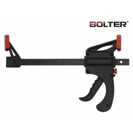 Стяга дърводелска автоматична 900мм.   BOLTER