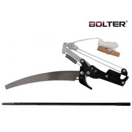 Трион-ножица за рязане на клони с телескопична дръжка (71-170 см) | BOLTER