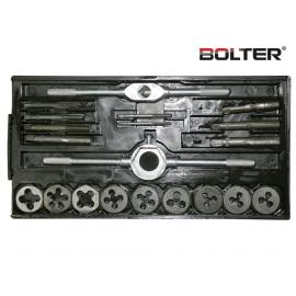 Флашки и метчици к-т 20 части | BOLTER