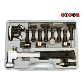 Автотенекеджийски комплект 11 части | FORCE Tools