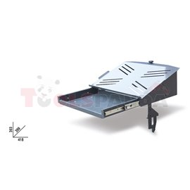 3700/PC - Стойка за лаптоп (аксесоар за количка C37)