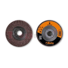 E - 11435 M-80-FLAP/NON-WOVEN RADIAL DISCS