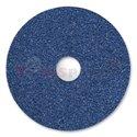 E - 11440B 60-FIBRE DISCS ZIRCONIA CLOTH 125