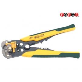 Клещи кабелозачистващи | FORCE Tools