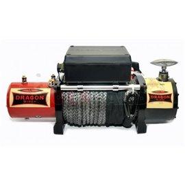 12000 Уинч Уинч Dragon MAVERICK, синтетични въжета, теглене на един ред: £ 12 000 / 5440кг Двигател: 6.8 к.с. Gear: 3 етап плане