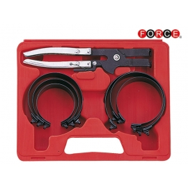 Скоби за сегменти комплект 73-111мм. | FORCE Tools