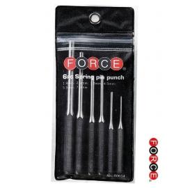 Щифтоизбивач (1.9 - 7.9) 6 бр. | FORCE Tools