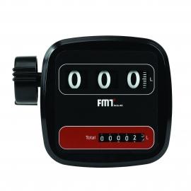 Разходомер за дизел, аналогов 3-цифрен, 2-100 л./мин. | PRESSOL