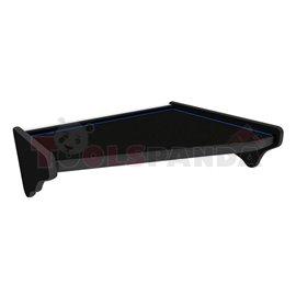 Cabin shelf ((PL) środkowa, (PL) wersja niska, middle, colour: blue, series: CLASSIC) SCANIA L,P,G,R,S, P,G,R,T 03.04-