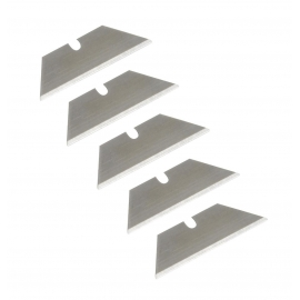 Резервни ножчета за нож канцеларски метален 5 бр. к-т   JACKWAY
