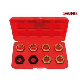 Флашки за ремонт на резби комплект 8 части | FORCE Tools