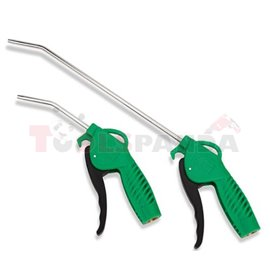 Air blow gun, inlet size: 1/4, nozzle length: 100mm,