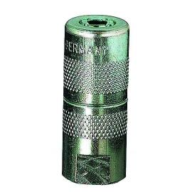Накрайник за гресиране 4-челюстен женски прецизен М10х1 ø15мм. | PRESSOL
