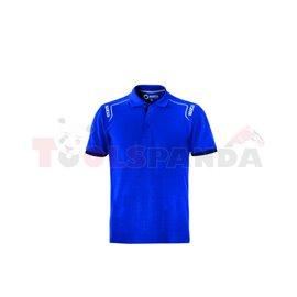 Shirts / T-shirts / Polo (PL) PORTLAND size: L, colour: blue SPARCO