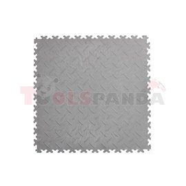 FORTELOCK Industry graphite, diamond, tile size 510x510x7mm, load high, installation instructions - see technical data sheet, pr