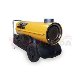 MASTER nagrzewnica olejowa BV69E z odprowadzeniem spalin, wydajność 20 kW