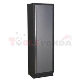 Big cabinet length:600mm, depth:460mm, height: 2000mm, worktop: steel