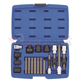 SONIC Zestaw narzędzi do alternatora 18 брой(я)