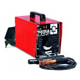Електрожен PRATICA 152 Turbo вентилатор | TELWIN