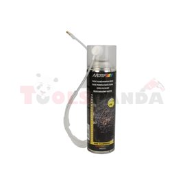 MOTIP Cleaner 0,5L spray, application: DPF filters, FAP filters no need for filter disassembling