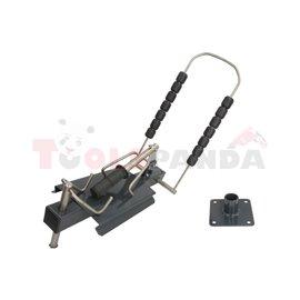 (EN) Tire repair stand (PL) osobowe, 4x4, dostawcze