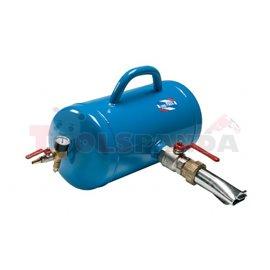 Unitrol IFL - 25 - устройство с въздух за помпане на гуми (Реактивна пълначка). Капацитет на резервоара: 25 литра.
