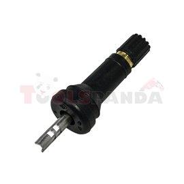 TPMS сензорен клапан, каучук, Snap-in, Pacific, N11,