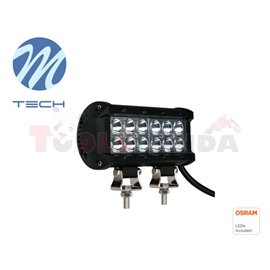 Working lamp, Osram Opto Semiconductors LED, number of diodes: 12, power max: 36W, voltage: 12/24/30V, Osram LED Inside, waterpr